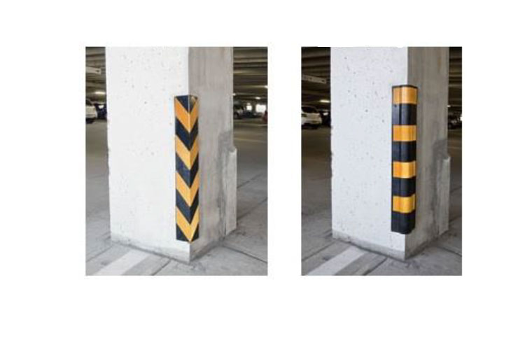 Rubber Corner Guards in Alberta