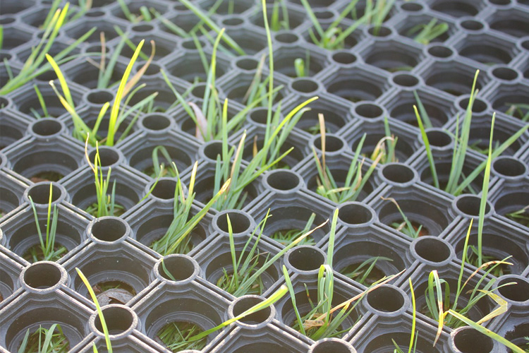 Rubber Grass Mats in Atlanta