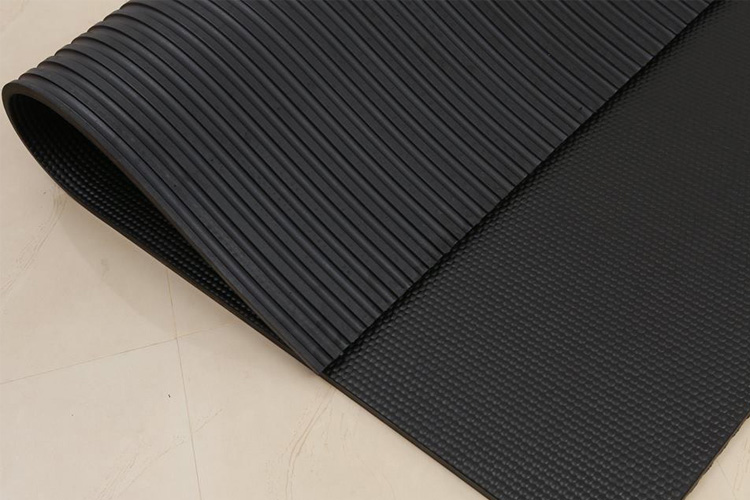 Stable Rubber Flooring in Columbus